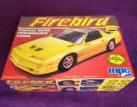 -VHTF- MPC Firebird Super Performance Coupe 6311 (FACTORY SEALED) Golden Wheels