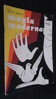Magia Moderna N°2 Anno Xxx Giugno 1982 Illustre Be