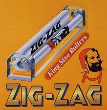 Zig Zag King Size Cigarette Rolling machine