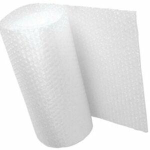 "3/16"" SH Small Bubble Cushioning Wrap Padding Roll 100' x 12"" Wide 100FT"
