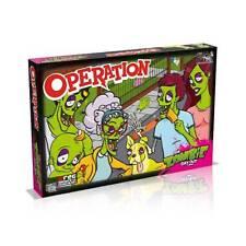 Zombie Operación Tablero Juego Por Winning Moves