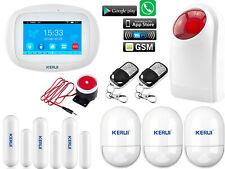 N68 KERUI WiFi APP Internet GSM GPRS Wireless Home Security Alarm Burglar System
