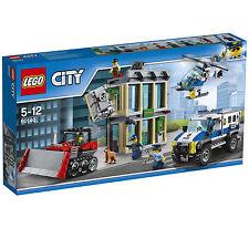 LEGO City Bankraub mit Planierraupe (60140)