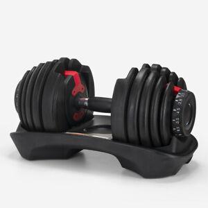 Manubrio peso regolabile per palestra e fitness 24 kg Atreo
