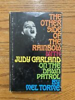 1st Edition/1st Printing- The Other Side Of The Rainbow- Judy Garland- HC/wDJ