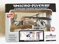 MICRO WIRELESS FLYING HELICOPTER
