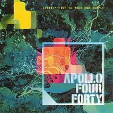 Apollo Quattro Forty - Ottenere' ' High On Your Own Supply CD #G2003088