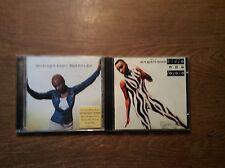 Angelique Kidjo [2 CD Alben] Logozo  + Black Ivory Soul
