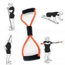 Resistance Training Bands Rope Tube Workout Exercise For A Slim Figure Convenien