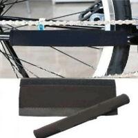 Fahrrad Ketten Rahmen Strebenschutz Rahmenschutz Kettenstütze Neopren Schwarz