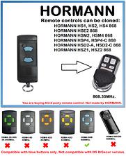 HORMANN/GARADOR HSE2 868 Universal Remote Control Duplicator 868.35MHz.