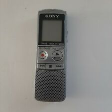 Sony ICD-BX700 (1024 MB, 280 Hours) Personal Digital Voice Recorder Silver