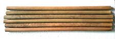 6 Flute Blanks Asam Bamboo 85-90 cm Professional For Bass Bansuri