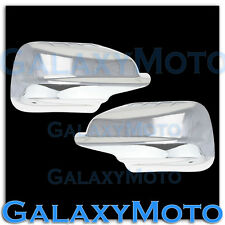 11-14 Ford Explorer Triple Chrome Plated FULL Mirror Cover no turn light hole