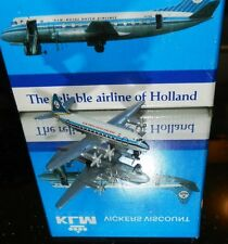 Schabak 1:600 Scale Diecast 941-5 KLM Royal Dutch Airlines Vickers Viscount Mint