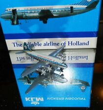 Schabak 1:600 Scale Diecast 941-5 Klm Royal Dutch Airlines Vickers Viscount New