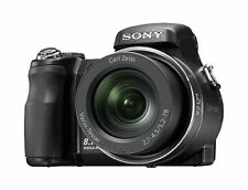 SONY DSC-H9 8.1MP 15X OPTICAL ZOOM DIGITAL STILL CAMERA NO CHARGER