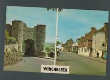 Winchelsea High Street Strand Gate   unused  postcard za11