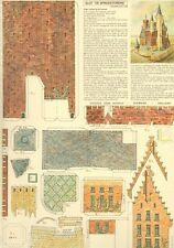 Léon Schuijt - A 20 - Spukschloss / Burg - Slot de Sproketorens - 1:100