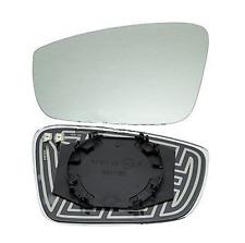 SEAT TOLEDO SKODA RAPID Spiegelglas Außenspiegel Links Heizbar Konvex Chrom Neu