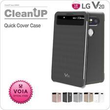 Cubierta Original Voia LG V20 rápido táctil habilitado Abatible Estuche Diseñado Para LG Móvil