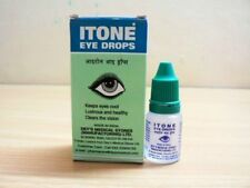 5 x ITONE Herbal Eye Drop Keeps the eye cool and clear and increase the vision
