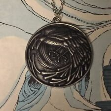 Night's Watch Crow Watchers on the Wall Necklace Jon Snow ASOIAF Cosplay