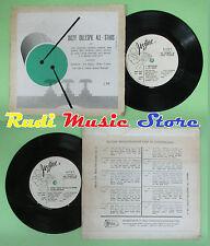 LP 45 7''DIZZY GILLESPIE ALL STARS Hallelujah Get happy When i grow no cd mc dvd