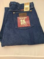 Wrangler Men's 31MWZ Cowboy Cut Relaxed Fit Prewashed Jeans 30 x 34