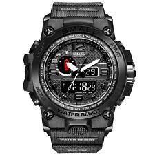 Multifunktional Herren Analog Quartz Wasserdicht Militär Watch Armbanduhr Teile