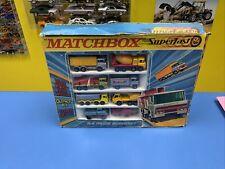 VINTAGE MATCHBOX G-4 TRUCK SUPERSET  PRE-OWNED