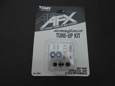 Tomy Aurora AFX Tune-up Kit for Super G-Plus Cars, Gears, PU Shoes, & Rear Tires