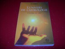 L'UNIVERS DE L'ASTROLOGIE     HADES   2000