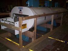 "Cryogenic tunnel freezer 3 module 1 tier, Ln2 Nitrogen/CO2,refurbished 30"" belt"