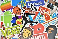 100 Hypebeast Vinyl Stickers for Hydro Flask Laptop Car Bumper Luggage Bottle