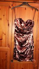 Ax Paris Ladies Print Dress