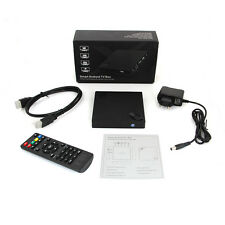 X2 Android 4.4 1G+8G Smart TV Box Quad Core Free movies Wifi HD Smart tv box new