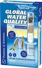 Thames and Kosmos 659288 Global Water Quality Experiment Kit