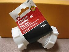 "Ace Extension 45 Coupling #4223525 1-1/2"" Slip Joint NEW Free Shipping"