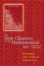 The Nine Chapters on the Mathematical Art : Companion and Commentary by...