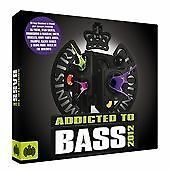 Various Artists - Ministry of Sound (Addicted to Bass 2012) 3xCD New Digipak