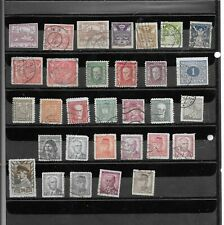 Czechoslovakia 1918-1947. Selection Of 31. Fine Used . As Per Scan