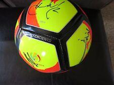 Team U.S.A. signed soccer ball coa + Proof! Copa America Clint Dempsey