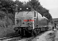 PHOTO  CLASS 50 LOCO 50046 - THE WELSH WARRIOR