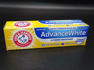 Arm & Hammer Toothpaste, 4.3 oz. Exp 1/23!!!