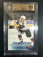 2016-17 Upper Deck Jakob Chychrun Young Guns Canvas Rookie BGS 9.5