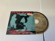 John Waite : Deal for Life CD DAYS OF THUNDER CD 5099765651621 [B35]