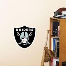"""Oakland Raiderss  LOGO 11""""x12"""" Fatheads Wall Decal Free Shipping"""