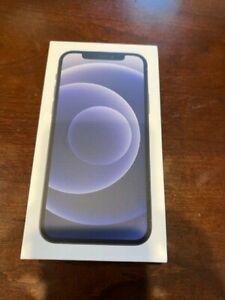 Apple iPhone 12 - 128GB - Black (Unlocked) Mint with Original Box