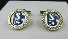 Schalke 04 �� K464 ��Vintage Cufflinks Fc